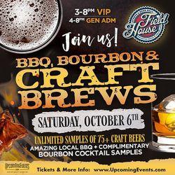 BBQ, Bourbon, and Craft Brews Festival