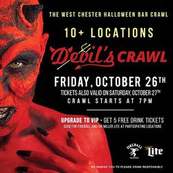 The Devil's Crawl - West Chester
