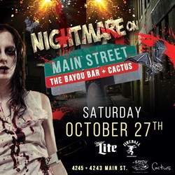 Nightmare on Main Street Manayunk