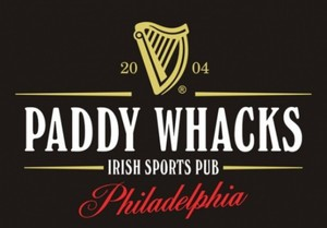 Paddy Whacks Eagles GameDay Sunday Funday - FREE BUFFET