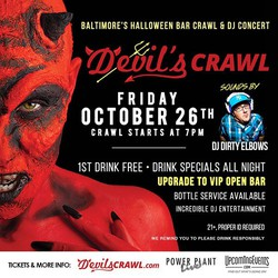 The Devil's Crawl - Baltimore