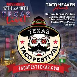 Texas Taco Festival