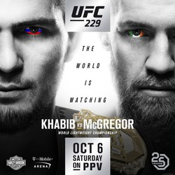 McGregor vs. Khabib Fight Watch Party at JJ Bootleggers