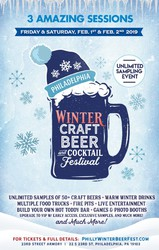 Philadelphia Winter Craft Beer & Cocktail Festival