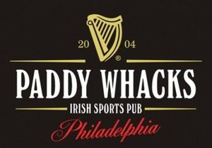 Paddy Whacks Eagles THURSDAY NIGHT - FREE BUFFET