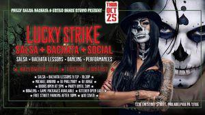 Lucky Strike Salsa Bachata Social - Halloween Costume Party