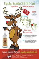 21st Annual Reindeer Romp in Fairmount