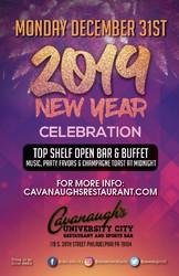 Happy New Year 2019 at Cav's University City