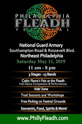 2019 Philadelphia Fleadh - Philly's Largest Irish Festival