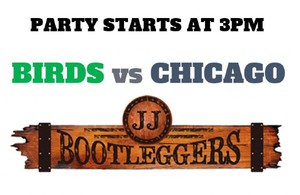 Eagles vs. Bears Playoff Viewing Party - JJ Bootleggers