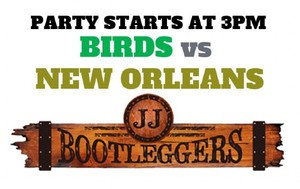 Eagles vs. Saints Playoff Viewing Party - JJ Bootleggers