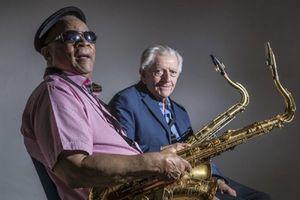 Manayunk JazzFest: Bootsie Barnes & Larry McKenna
