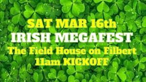 St. Patty's Megafest - March 16