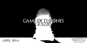 Game of Thrones Quizzo