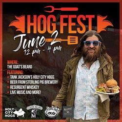 Hog Fest @ The Goat's Beard Manayunk