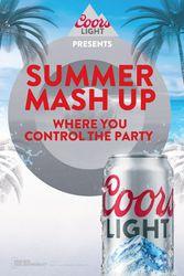Coors Light Summer Mash Up | Xfinity Live!