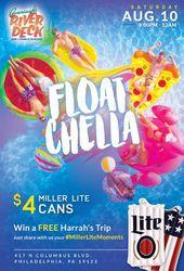 FloatChella @ Cavanaugh's River Deck
