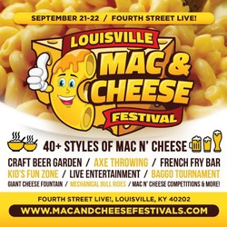 Louisville Mac & Cheese Festival