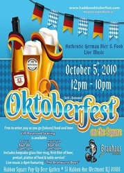 Haddon Oktoberfest on the Square