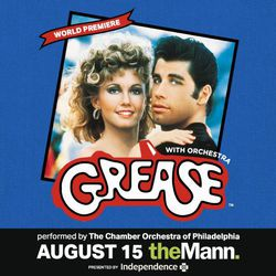 Grease with Orchestra