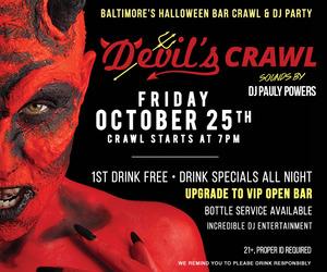 The Devil's Crawl - Baltimore