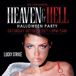 13th Annual Heaven & Hell Halloween Party