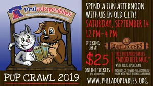 2nd Annual Pup Crawl