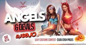Angels & Devils - Vera Bar & Grill - Saturday 10/26
