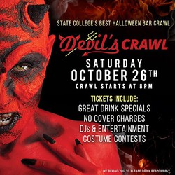 The Devil's Crawl - State College