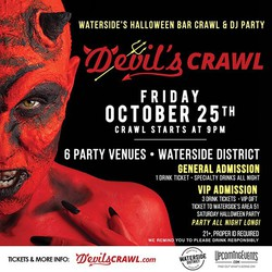 The Devil's Crawl - Norfolk