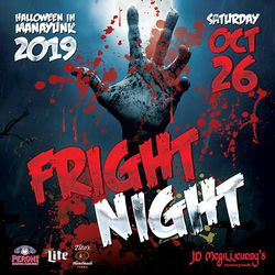 Fright Night at JD McGillicuddy's in Manayunk