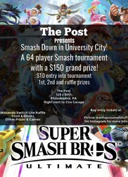 Smash Down in University City