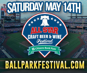 The Philadelphia All-Star Craft Beer, Wine, and Cocktail Festival