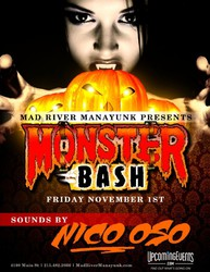 Manayunk Monster Bash