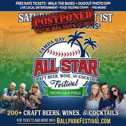 The Tampa Bay All-Star Craft Beer, Wine, and Cocktail Festival