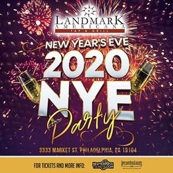 New Year's Eve 2020 at Landmark Americana - University City