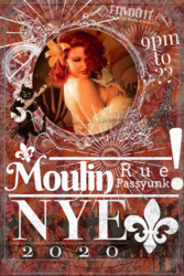 Moulin Rue Passyunk - NYE 2020