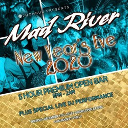 NYE 2020 at Mad River