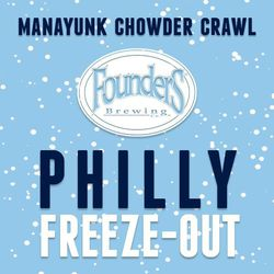 The 2nd Annual Manayunk Chowder Crawl