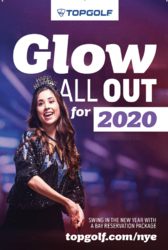 Glow All Out - NYE 2020 at Top Golf