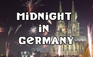 Midnight in Germany - New Year's Eve at Brauhaus Schmitz
