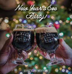 New Year's Eve @ Goose Island Brewhouse