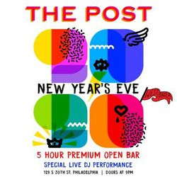 NYE 2020 at The Post