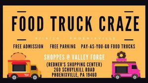 Food Truck Craze: Phoenixville Food Truck Fest Fall Edition