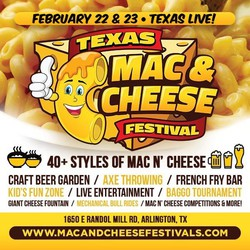 Texas Mac & Cheese Festival