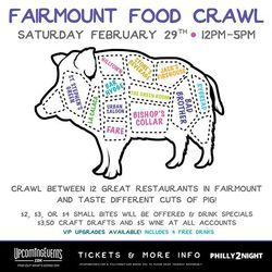 The Fairmount Food Crawl