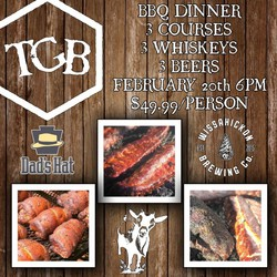 Goat's Beard Ultimate Texas Style BBQ Dinner