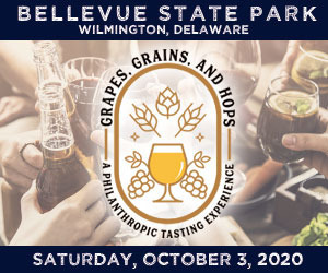 Grapes, Grains, and Hops - A Philanthropic Tasting Experience