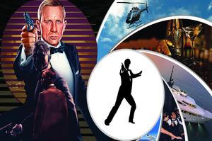 9th Annual James Bond Soiree