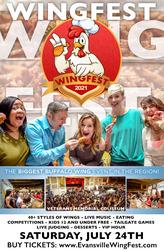 Evansville Wing Festival IV